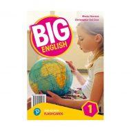 Big English 2nd 1 SB+WB+CD+DVD