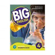Big English 2nd 4 SB+WB+CD+DVD