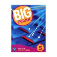 Big English 2nd 5 SB+WB+CD+DVD