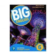 Big English 2nd 6 SB+WB+CD+DVD