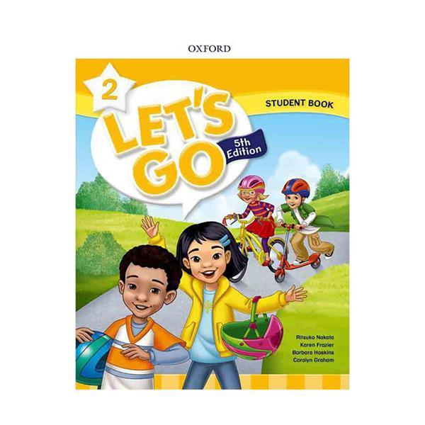 Lets Go 5th 2 SB+WB+DVD