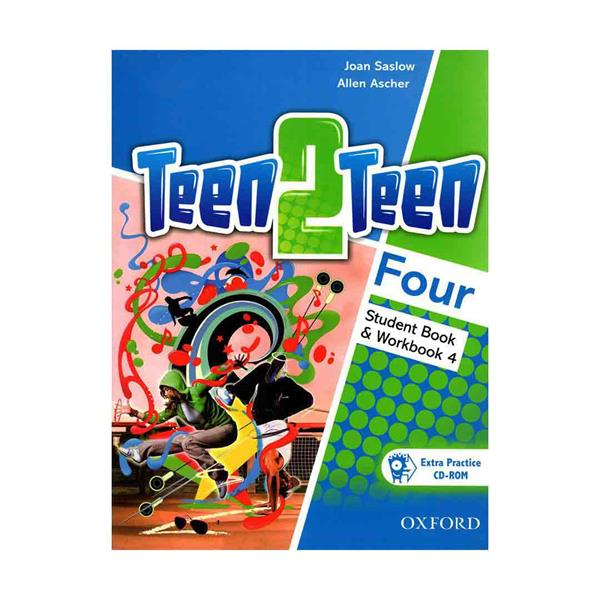 Teen 2 Teen 4 SB+WB+DVD