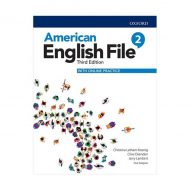 American English File 3rd 2 SB+WB+DVD