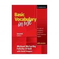 Basic Vocabulary in Use 2nd