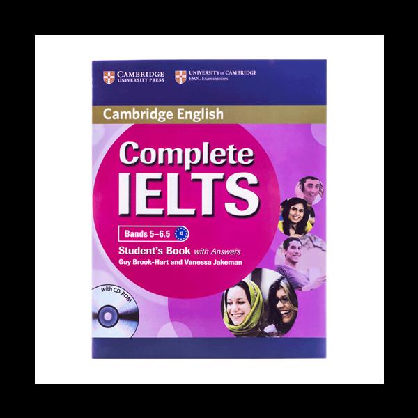 Cambridge English Complete IELTS B2 S+W+CD