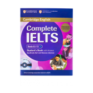 Cambridge English Complete Ielts C1 S+W+CD