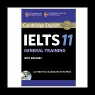 IELTS Cambridge 11 General+CD