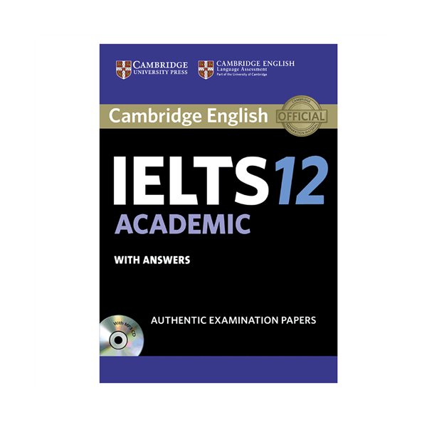 IELTS Cambridge 12 Academic+CD