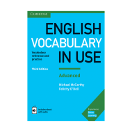 Vocabulary in Use English 3rd Advanced+CD