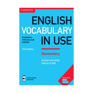Vocabulary in Use English 3rd Elementary+CD