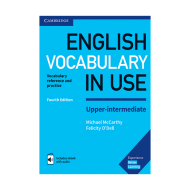 Vocabulary in Use English 4th Upper-Intermediate+CD