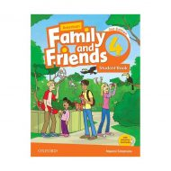 American Family and Friends 2nd 4 SB+WB+CD+DVD