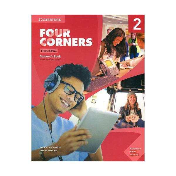Four Corners 2nd 2 SB+WB+DVD