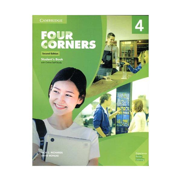 Four Corners 2nd 4 SB+WB+DVD