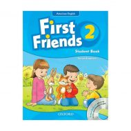 American First Friends 2 SB+WB+CD
