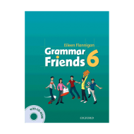 Grammar Friends 6 +CD