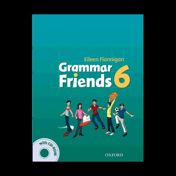 Grammar Friends 6 +CD