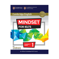 Cambridge English Mindset For IELTS 1 Student Book+CD