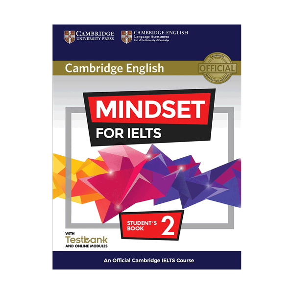 Cambridge English Mindset For IELTS 2 Student Book+CD
