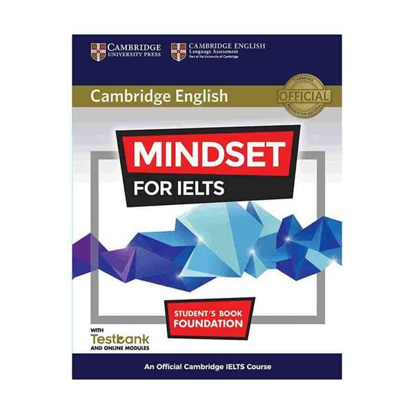 Cambridge English Mindset For IELTS Foundation Student Book+CD