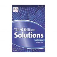 Solutions Advanced 3rd SB+WB+DVD