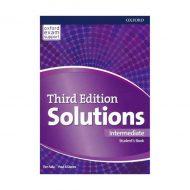 Solutions 3rd Intermediate SB+WB+DVD