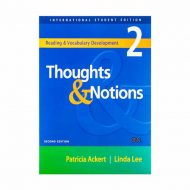 Thoughts and Notions 2 2nd