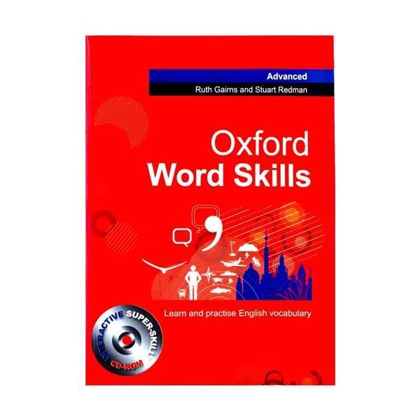 Oxford Word Skills Advanced +CD