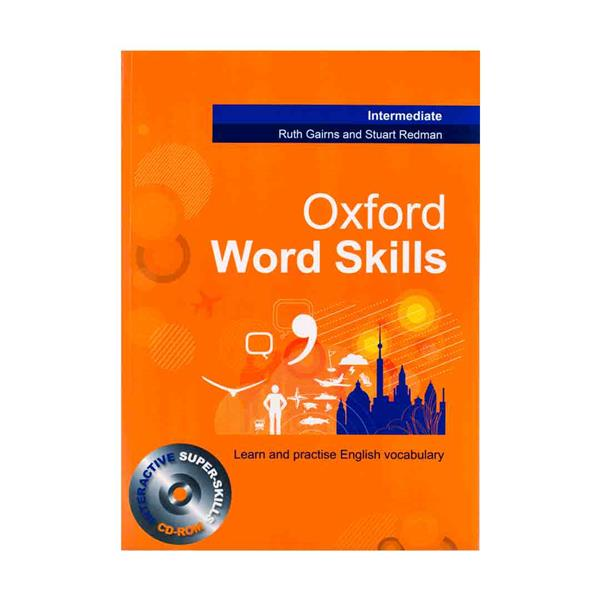 Oxford Word Skills Intermediate +CD