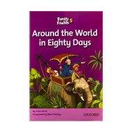 Family and Friends Readers 5 Around the World in Eighty Days