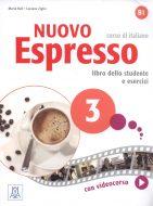 Nuovo EspressoItalian Edition Libro Studente B1+DVD