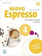 Nuovo EspressoItalian Edition Libro Studente B2+DVD