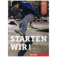 Starten Wir A1 - Kursbuch +Arbeitsbuch +DVD