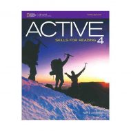 ACTIVE Skills for Reading 4 3rd Edition