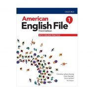 American English File 3rd 1 SB+WB+DVD