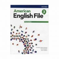 American English File 3rd 3 SB+WB+DVD