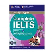Cambridge English Complete IELTS B1 S+W+CD