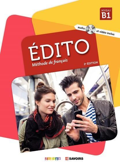 Edito 1 niv.B1 + cd