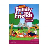 Family and Friends 2nd Starter SB+WB+2CD