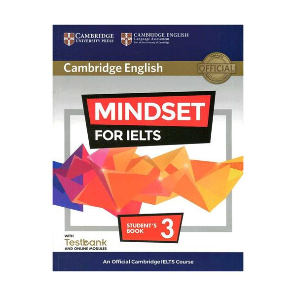 Cambridge English Mindset For IELTS 3 SB +CD