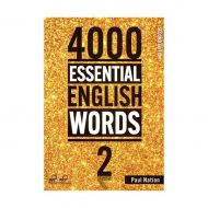 4000Essential English Words 2nd 2+CD