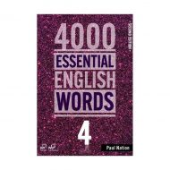 4000Essential English Words 2nd 4+CD