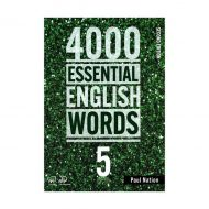 4000Essential English Words 2nd 5+CD