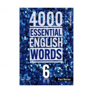 4000Essential English Words 2nd 6+CD