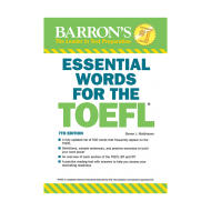 Essential Words for TOEFL 7th Edition+CD
