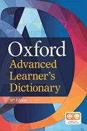 Oxford Advanced Learner's Dictionary 10th