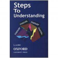 Steps to Understanding + cd