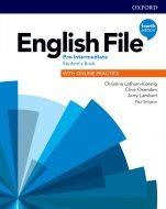 english file pre-inter 4th edition
